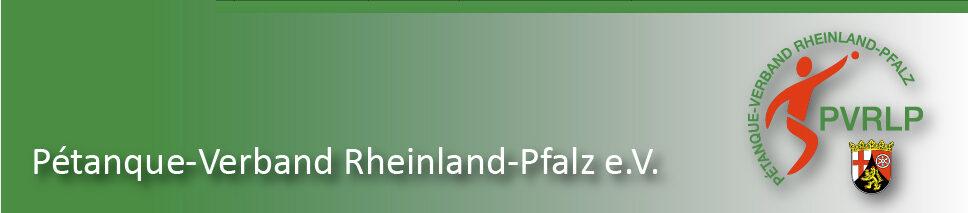 Pétanqueverband Rheinland-Pfalz e.V.